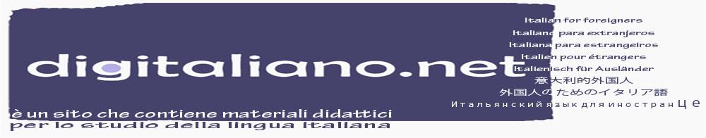 digitaliano – Italiano per stranieri